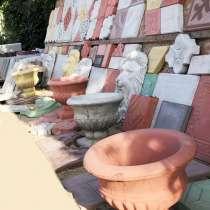 Ландшафтные фигурки из бетона, в Бору