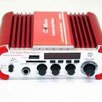 Усилитель звука CM-2042U USB+SD+AUX+Караоке, в г.Киев