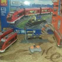 Лего поезд, в Екатеринбурге