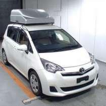 Toyota Ractis для водителя инвалида, в Москве