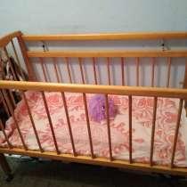 Продаю детскую кроватку, в г.Бишкек