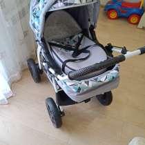 Детская коляска Babyton PlLLO/MELLY в отличном состоянии, в Саратове