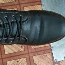 Обувь мужская зима, в Омске