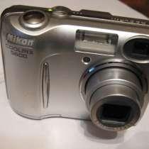 """Фотоаппарат """"Nikon Colpix 5600"""", в Санкт-Петербурге"""
