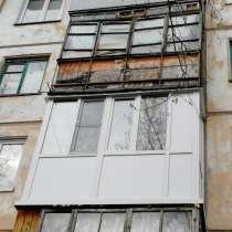 Балконы остекление, ремонт окон ПВХ, в Барнауле