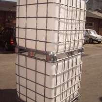 Продаются пластиковые ёмкости б. у. (еврокубы) 1000 литров, в Нижневартовске