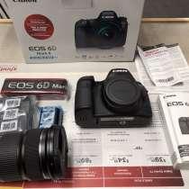 Canon 6d Mark ii + Lens совершенно новый, в Санкт-Петербурге