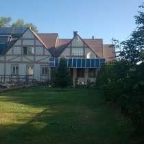 Полностью автономный энергосберегающий дом в лесу на берегу, в г.Павлодар