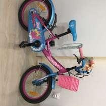 Сиренко-розовый велосипед для девочки, в Кудрово