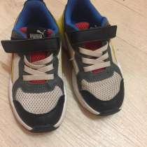 Продам фирменные Детские кроссовки, puma, 31 размер, в г.Харьков