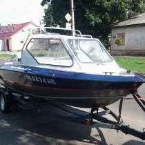 Продам катер Silwer Havk HT 540 без двигателя состояние -нов, в г.Черкассы