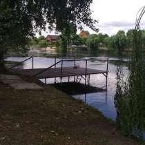 Дом на берегу реки, в Краснодаре