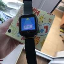 Детские Смарт часы с GPS, в Москве