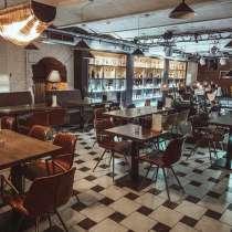 Ресторан в центре Москвы. Выручка 2,5 млн/руб, в Москве