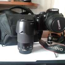 Зеркальный фотоаппарат Canon eos 1100 D, в Калининграде