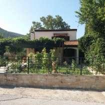Продается мезонет с большим садом в Скала Рахони, в г.Thasos