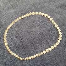 Женское золотое колье, в Челябинске