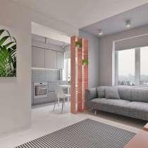 3-х комнатная квартира, в г.Алматы