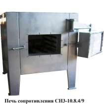 Электропечь с выкатным подом типа СДО, в г.Мелитополь
