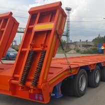 Сортиментовозы, тралы от производителя, в Челябинске