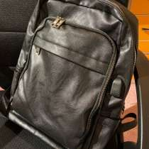 Кожаный рюкзак мужской, в Сочи