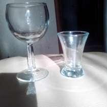 Рюмки бокалы, в Новосибирске