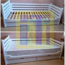 Кровать детская, подростковая, в Барнауле