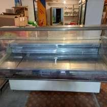 Холодильная витрина 1,8*1,3 м, в Феодосии