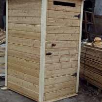 Туалет дачный, в Ростове-на-Дону