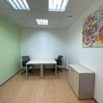 Сдается офис№310 на 3 рабочих мест, 21,2 квм на 3 этаже, в Москве
