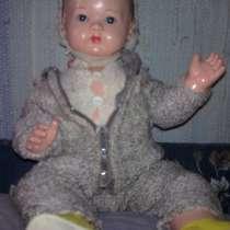 Старая кукла 39 см, в Москве