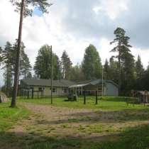 База отдыха в Финляндии, в Санкт-Петербурге