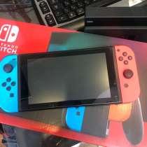 Nintendo switch, в Москве
