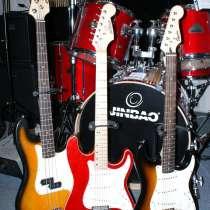 Гитары, колонки, пульты, микрофоны и т. д. аппаратура, новая, в г.Минск