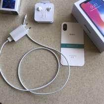 Новые наушники и зарядка от iPhone Xs, в Москве