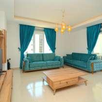 Просторные меблированные апартаменты 2+1 в районе Махмутлар, в г.Аланья