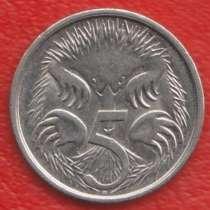 Австралия 5 центов 2008 г, в Орле