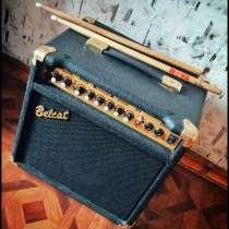 Гитарный Комбоусилитель Belcat POP15RG, в Москве