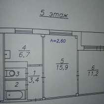 Продам 2х комнатную квартиру, Красноярский рабочий 115а, в Красноярске