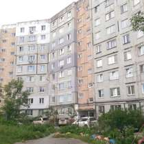 Просторная квартира, удобная планировка!, в Владивостоке