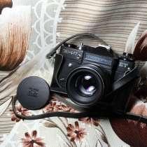Зеркальный фотоаппарат, Зенит ет, в Нижнем Новгороде