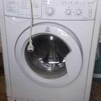 Продаю стиральну машинку Индезит б/у, в Куровском