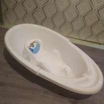 Детская ванночка с горкой + термометр, в Брянске