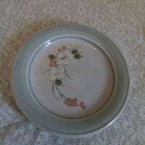 Красивая тарелка, в Калининграде