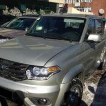 внедорожник УАЗ Pickup, в Иркутске
