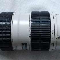 Объектив CANON zoom leens 70 -200 mm L 1 - 2,8, в г.Минск