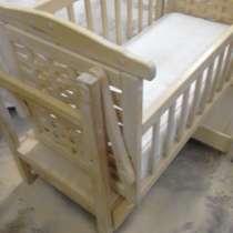 Детская маятниковая кровать, в Екатеринбурге