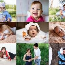 Выездные семейные фотосессии, в Улан-Удэ