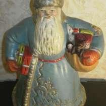 Дед Мороз 60-х годов, в Владимире