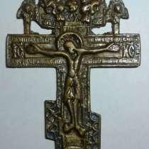 Старинный крест, в Саратове